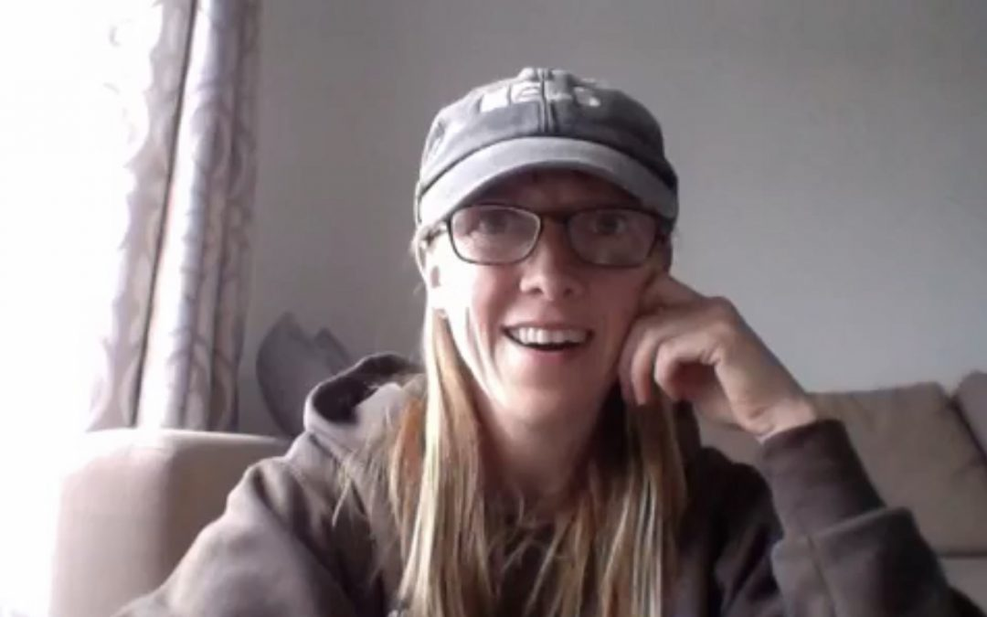 First, live stream on my MAC! Spiral journey post practitioner training day 5